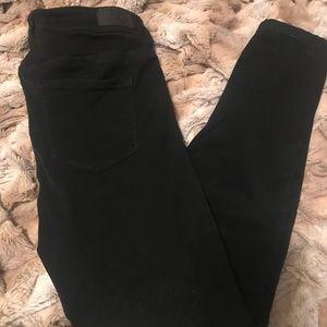 Black ladies pants